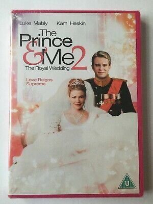 Prince And Me 2 - The Royal Wedding - New And Sealed