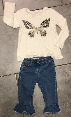 Next Girls Outfit 4-5 Y (for 104cm/4y) Vgc