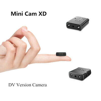 Mini Camera Camcorder Video Voice Recorder HD 1080P Recorded DV Motion Detection