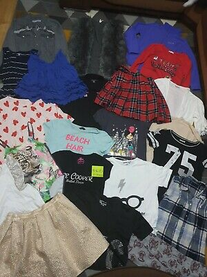 Huge Bundle Of Girls Clothes 11-12years #670 BLUEZOO REGATTA MONSOON NEXT ZARA