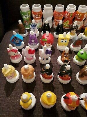 Good 2 Grow Collector Bottle Toppers - Disney Marvel Star Wars Princess - 38