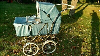 Antique collectible vintage Collier Baby Stroller
