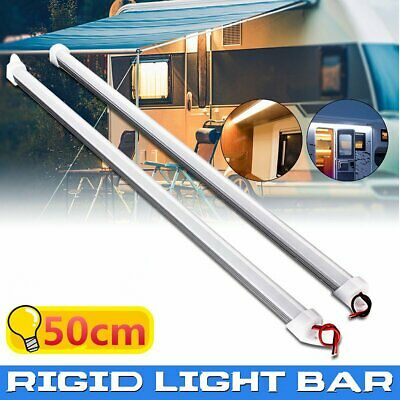 50CM U Aluminium shell DC 12V 72SMD 5630 LED Hard Rigid LED Strip Bar Waterproof