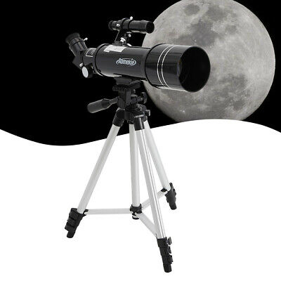 40070 16X 66X Refractor Astronomical Telescope for Children Combo with Tripod