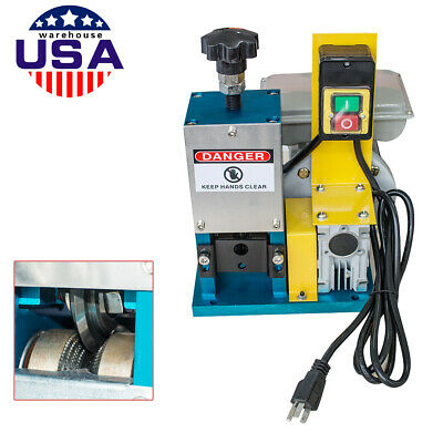 1.5MM-2.5MM Portable Powered Electric Wire Stripping  Machine Motorized Copper