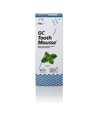GC Tooth Mousse Mint (One Tube)