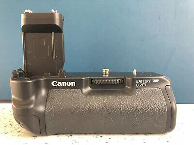 Canon BG -E3 Battery Grip Excellent Condition