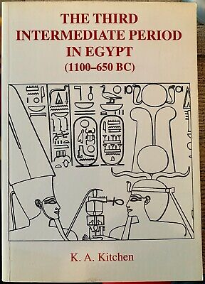 The Third Intermediate Period in Egypt - Kitchen - PB - Aleister Crowley Thelema