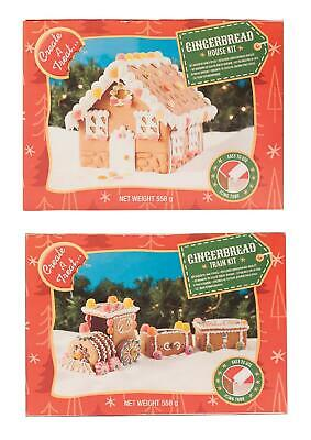 Gingerbread Cookie Kit Crafts Christmas Cooking Baking