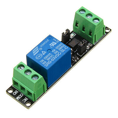 5pcs 3V 1 Channl Relay Isolated Drive Control Module High Level Driver Board