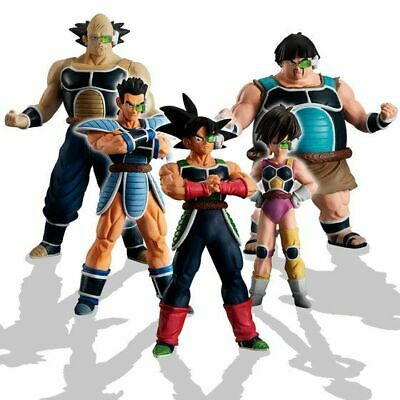 Premium Bandai HG Dragon Ball gathered! Bardock Corps Figure Set