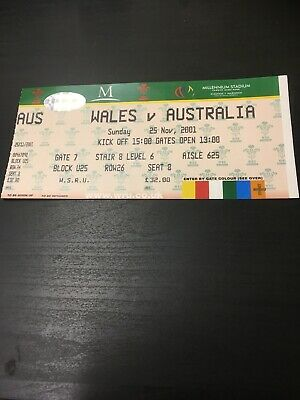 Wales Rugby Union Tickets