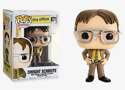 Funko! Pop Vinyl Figurine Dwight K Schrute #871 - The Office