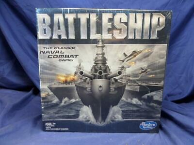 2012 BATTLESHIP The Classic Naval Board Combat Strategy Game By Hasbro Gaming Q7