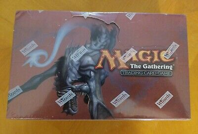 Scourge Booster Box, factory sealed, MTG MAGIC THE GATHERING