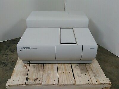 Hitachi U-3000 Spectrophotometer