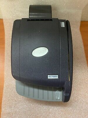 RDM EC7500i Check Scanner Model: EC7502f - FREE SHIPPING