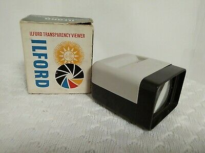 Ilford Transparency Viewer