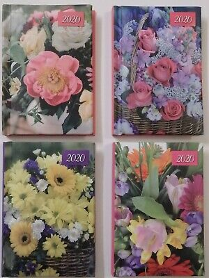 2020 Pocket Week to View Diary (Choice of 4)