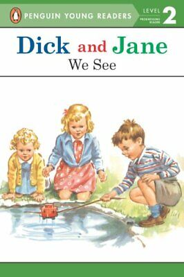 NEW - We See (Dick and Jane) by Penguin Young Readers