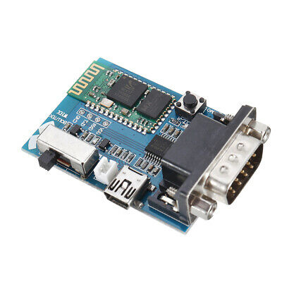 RS232 Bluetooth Serial Adapter Board Communication Master Slave 2 Modes Mini