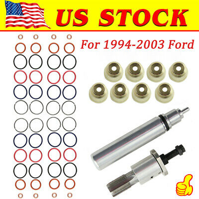 Fit For 1994-2003 Ford 7.3L Injector Sleeve Cup Removal Installation tool Kit US