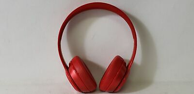 Beats by Dr. Dre Solo2 Wired Headband Headphones Red