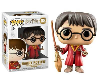 Funko POP Movies-Harry Potter in Quidditch OUTFIT #5902