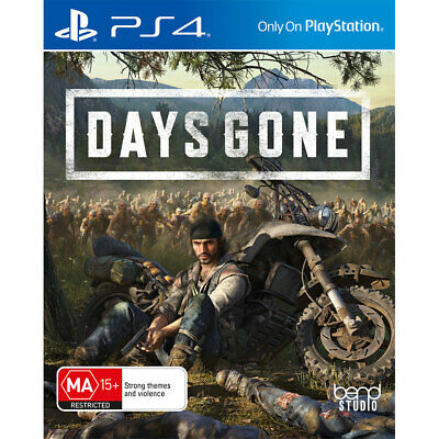 Days Gone PS4 PlayStation 4 New Sealed AU