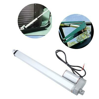 Electric Linear Actuator 300N 12VDC 25W 300/350/400/450mm Stroke Free Shipping