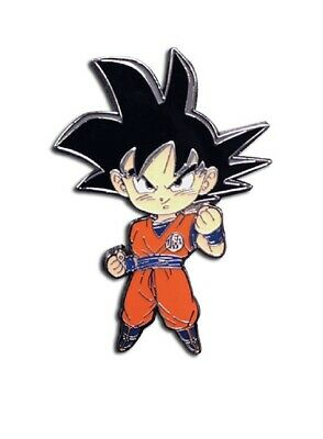 Dragon Ball Super Goku Smaltato Spilla