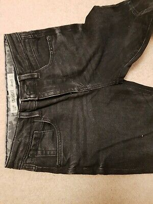 Denim Co Black 11-12 Years Straight Boys Jeans New Never Used