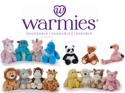 Warmies By Intelex | Huggable Microwave Lavender Scented Soft Toys