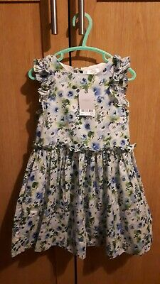 Next Girls Dress Age 5 Brand New with tags Floral
