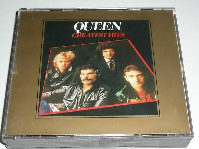 Queen - The Gold Collection - Greatest Hits Volume 1 and 2 CD set FATBOX