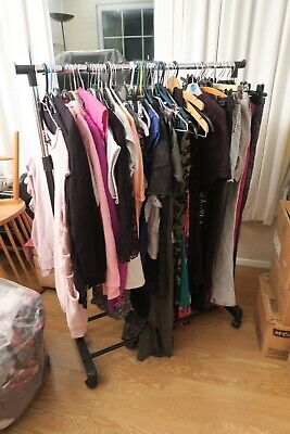 Bundle 49x new look, topshop, h&m, next, tops trousers tshirts dresses 8/10