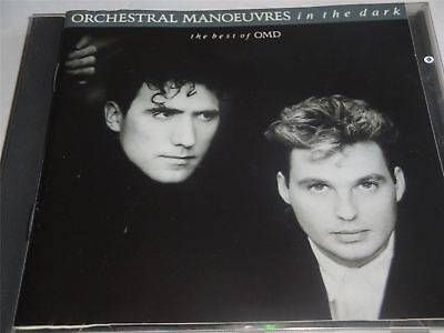 Orchestral Manoeuvres in the Dark - Best Of OMD The (2003) (CD Album)