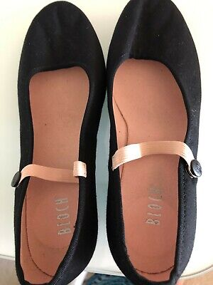 Bloch Character Shoes Size 7