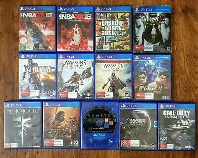 PS4 Games Bargains to choose from,better to take a look see. 👀 🎮 UPDATED Often