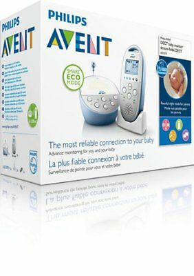 Philips Avent SCD570/00 Baby Monitor Dect with Alert by Vibration Range 330 M