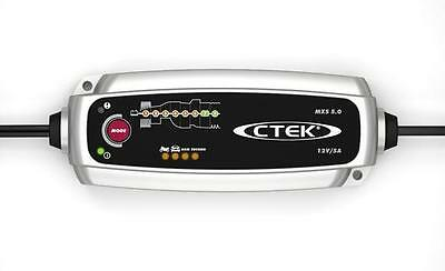 CTEK Multi MXS 5.0 12V / 5A Smart Battery Charger and Conditioner