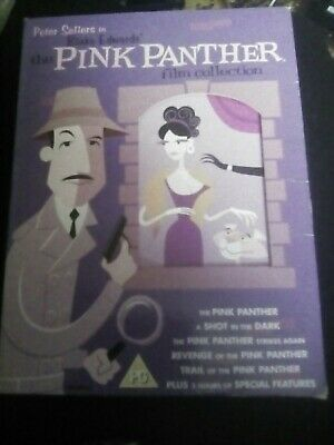 The Pink Panther Film Collection DVD (2006) Peter Sellers