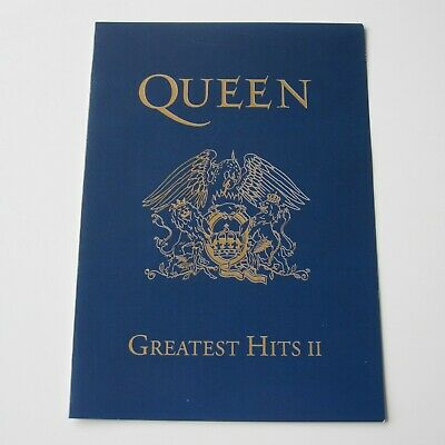 QUEEN : Greatest Hits II - Official Album Numbered Phonecard + Folder 1998