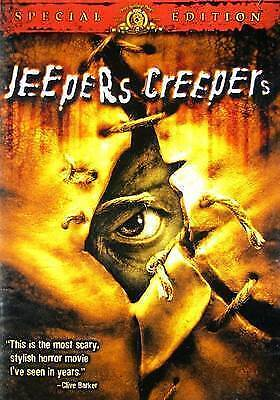 Jeepers Creepers by Tcfhe/MGM (DVD video, )