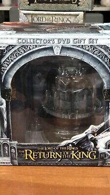 Lord Of The Rings The Return Of The King Collectors Dvd Gift Set