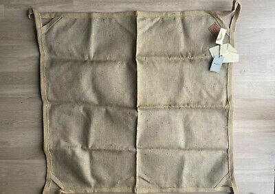 Carrier Company Gardeners Classic Jute Carrier   /Made In England Norfolk