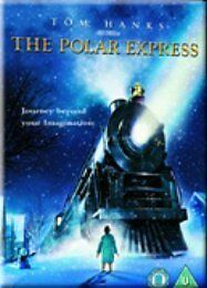 THE POLAR EXPRESS (DVD 2005) Tom Hanks, Brenda King, Leslie Zemeckis, Nona Gaye