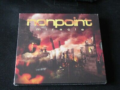 Nonpoint - Miracle (SEALED NEW CD 2010) PANTERA COVER 5 MINUTES ALONE FRONTLINES