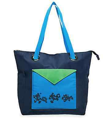 Disney Parks TAG travel accessories Mickey & Friends Large Water-resistant Tote
