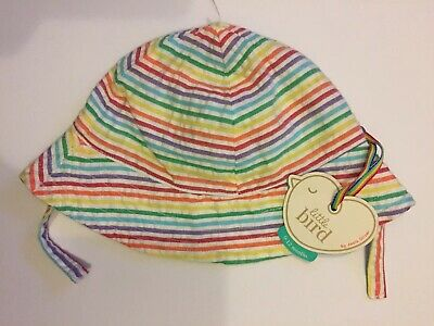 Mothercare Little Bird By Jools Oliver Hat 9-12 Months Flora - BNWT